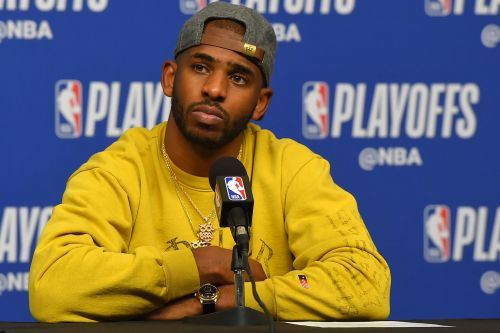 Chris Paul and the Thunder are stuck for now