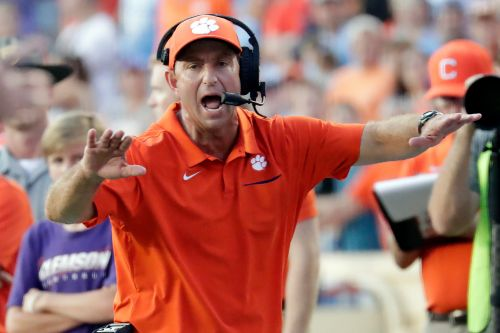 Clemson's Dabo Swinney rips Florida State, says admin 'forfeited' game, used COVID-19 as excuse
