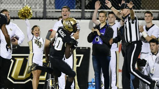 College Football Playoff rankings: UCF jumps over Ohio State to No. 9; top 4 remains the same
