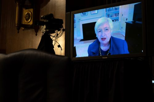 Yellen confirmed as Treasury chief with more economic aid at top of agenda