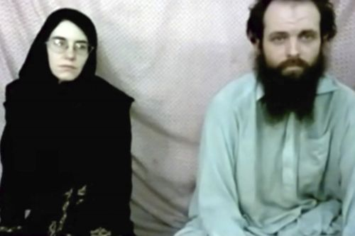 Woman held hostage by Taliban says memories kept her alive