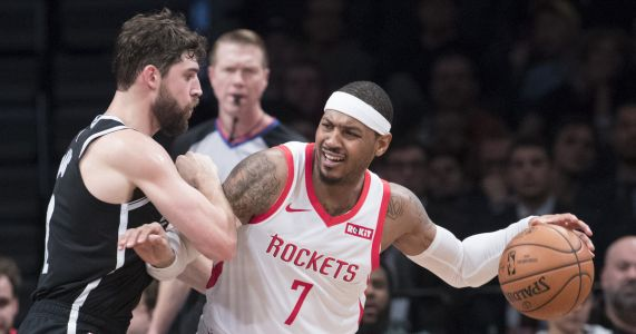 """Rockets """"parting ways"""" with 10-time All-Star Anthony"""
