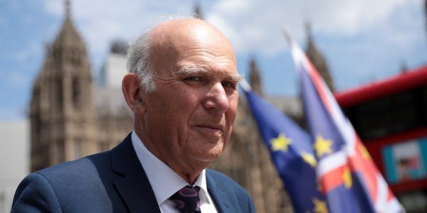 Sir Vince Cable on saving the Lib Dems, staying fit and why he missed a crucial Brexit vote