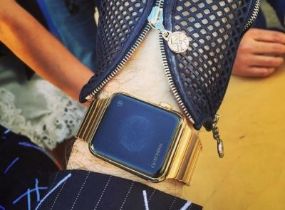 Is it fashion forward or faux pas to wear both a fitness tracker and a smartwatch?