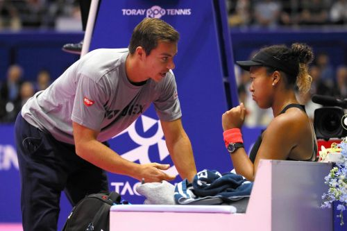 Naomi Osaka has split with the coach who took her from world no. 68 to a 2-time Grand Slam champion, and nobody knows why