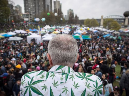 NP View: Politicians still think you're too irresponsible to really deserve legal marijuana