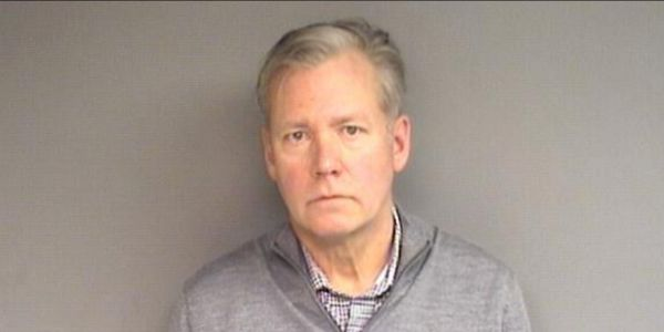 The host of 'To Catch a Predator' is accused of bouncing checks for $13,000 worth of promotional mugs, T-shirts, and vinyl decals