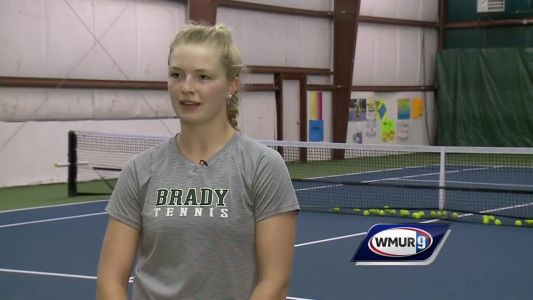 Work ethic key to success for two-sport athlete
