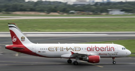 Etihad sued for $2.3 billion by Air Berlin insolvency admin