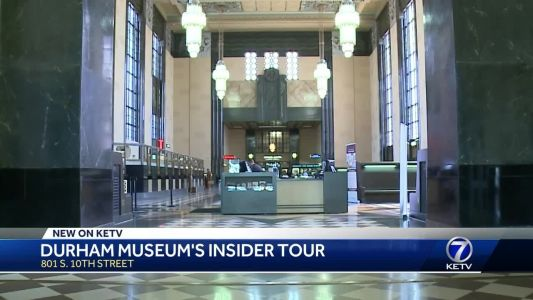Durham Museum opens Insider Tour this weekend