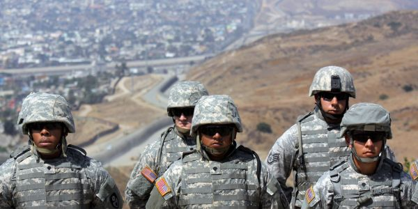 3 states are pulling National Guard troops from the US-Mexico border in protest over Trump's family separation policy