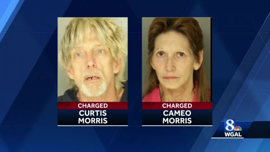 Ephrata couple charged with dealing heroin