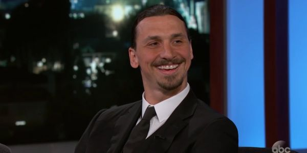 'A World Cup without me wouldn't be a World Cup': Zlatan Ibrahimović teases potential return to Swedish national team on 'Jimmy Kimmel Live'