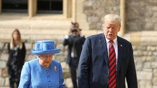 Protests Expected After Donald Trump Confirms U.K. State Visit
