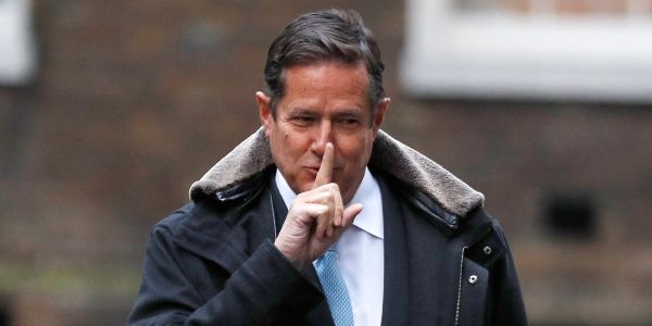 The CEO of Barclays is being fined for trying to unmask an anonymous whistleblower