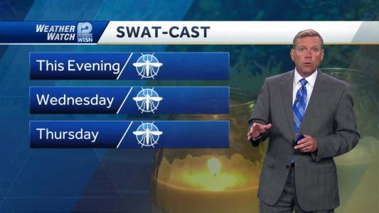 Videocast: Heat And Humidity Continues