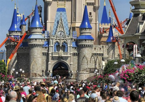 NBA says it is talking with Disney about resuming season