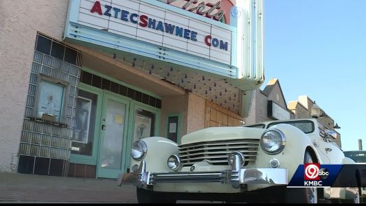 New effort underway to bring an old Shawnee, Kansas, theater back to life