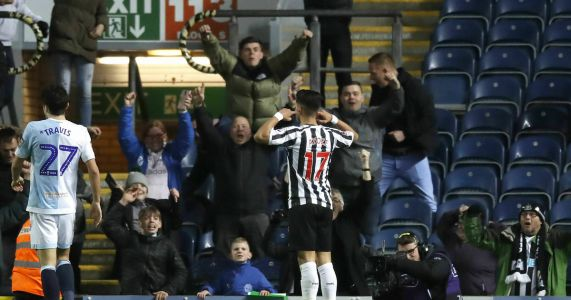 Newcastle avoids another upset in FA Cup