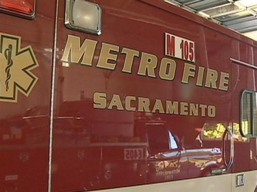 Girl pulled from American River, airlifted to hospital