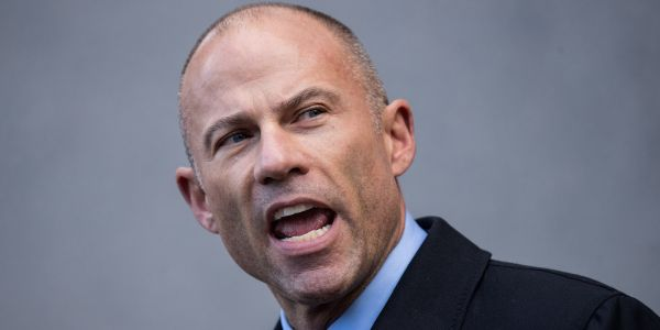 'I have never struck a woman': Michael Avenatti denies domestic violence allegations after his arrest by the LAPD