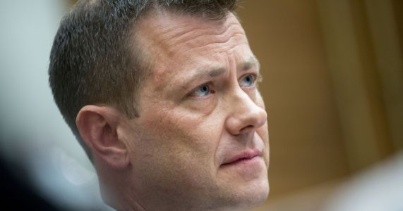 FBI agent Peter Strzok fired over anti-Trump texts