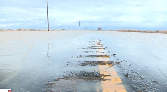 Flooding keeps Highway 20 closed in Colusa County