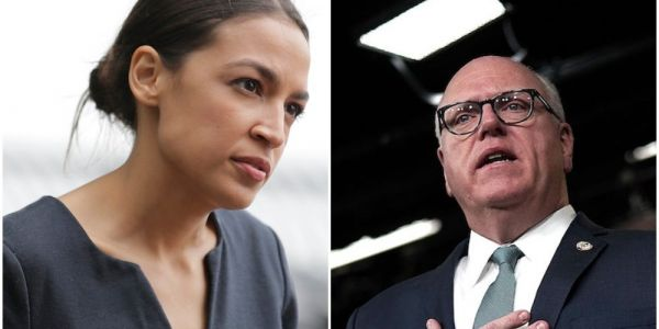 Alexandria Ocasio-Cortez's Win Gets Ugly for Democrats in Heated Twitter Spat With Joe Crowley