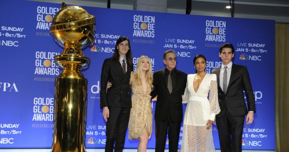 `Marriage Story' leads Golden Globe nominations with 6