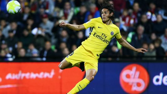 Cavani hails 'good reaction' as PSG bounce back in style after Madrid defeat