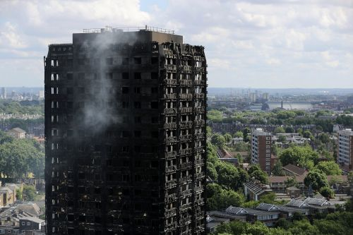 Auction for aluminum giant hits snag in wake of Grenfell Tower inferno