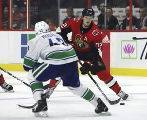 Ryan returns, records hat trick as Ottawa beats Canucks 5-2