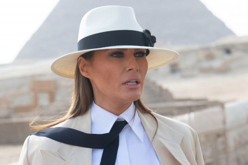 Melania Trump: I'm the most bullied person in the world