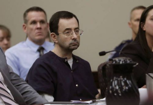 Larry Nassar transferred to a holdover prison in Oklahoma City