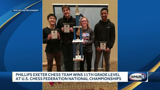 Checkmate! NH students win national chess championship