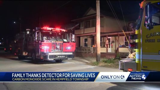 Woman and children recovering after carbon monoxide poisoning