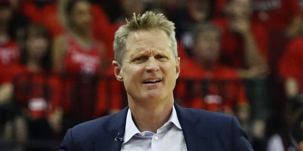 'It's idiotic': Steve Kerr slams NFL for new national-anthem policy