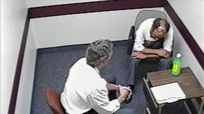 2002 police interview with man known as 'Bob Evans'