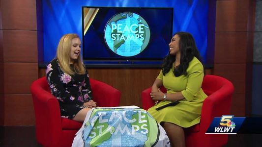 Peace Stamps makes a difference all over the world through travel and volunteering