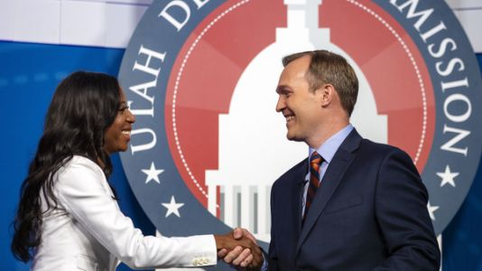 How Does A Red Seat Turn Blue? Utah Race Tests Democrats' Strategy To Take The House