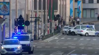 Explosion reported at Brussels train station; situation under control, police say