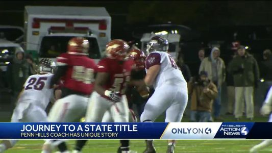 Penn Hills coach paved unique road to state championship