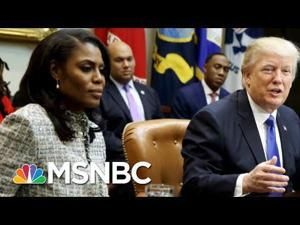 Omarosa Manigault: I Have Even More Tapes From Inside Trump's White House | The 11th Hour | MSNBC