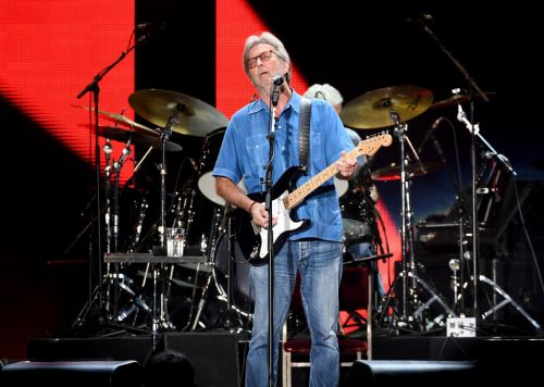 Eric Clapton: 'I'm going deaf'