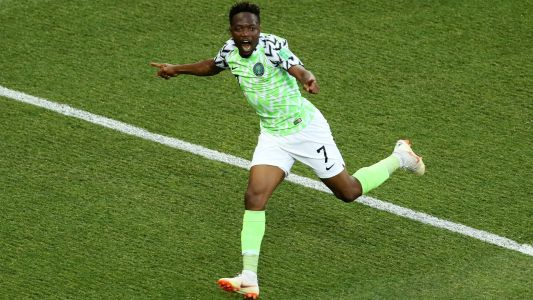 World Cup 2018: Nigeria helps out Argentina with 2-0 win over Iceland