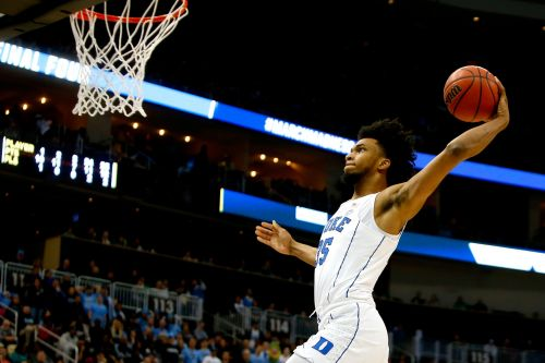 Duke didn't need much from best player to breeze into Sweet 16