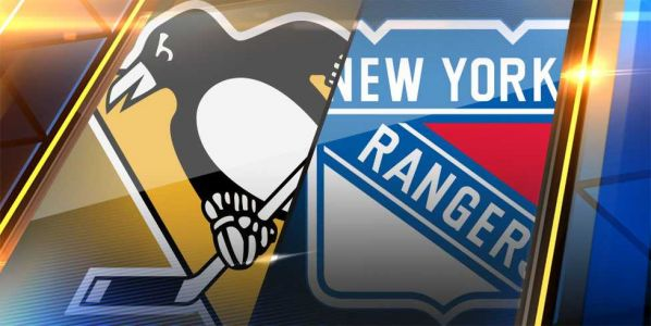 Penguins rally past Rangers for 4-3 shootout victory