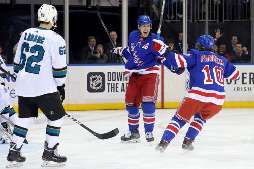 Rangers' Jesper Fast could be intriguing NHL trade deadline commodity