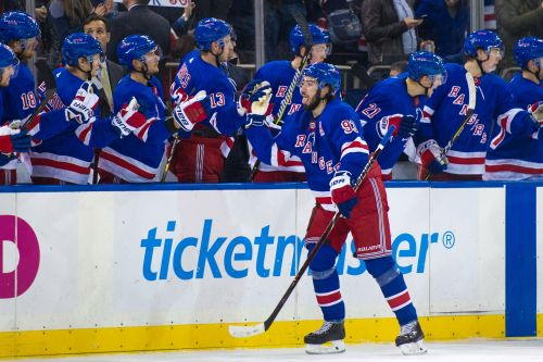 Sharpshooter shows why he's the Rangers' most lethal weapon