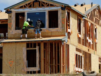 Housing starts jump more than expected in December